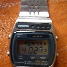 Relojes: RELOJ DIGITAL VINTAGE MARCA CORIENTAL FUNCIONANDO MUY BIEN. Lote 144721158
