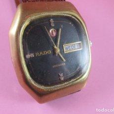 Relojes: RELOJ-RADO VOYAGER-ANTIGUO-ORIGINA-CORREA DE PIEL-VER FOTOS. Lote 89787588
