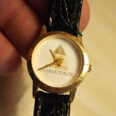 Relojes: ANTIGUO RELOJ THIS IS A WATCHES, INC CALIFORNIA JAPAN MOVT CREATION OF IMAGE ANA HOTEL WASHINGTON DC. Lote 90083996