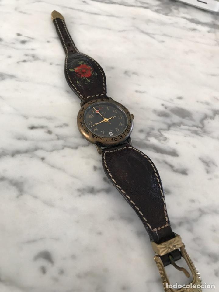 Relojes: Reloj alfex - años 80 - Foto 2 - 90346931