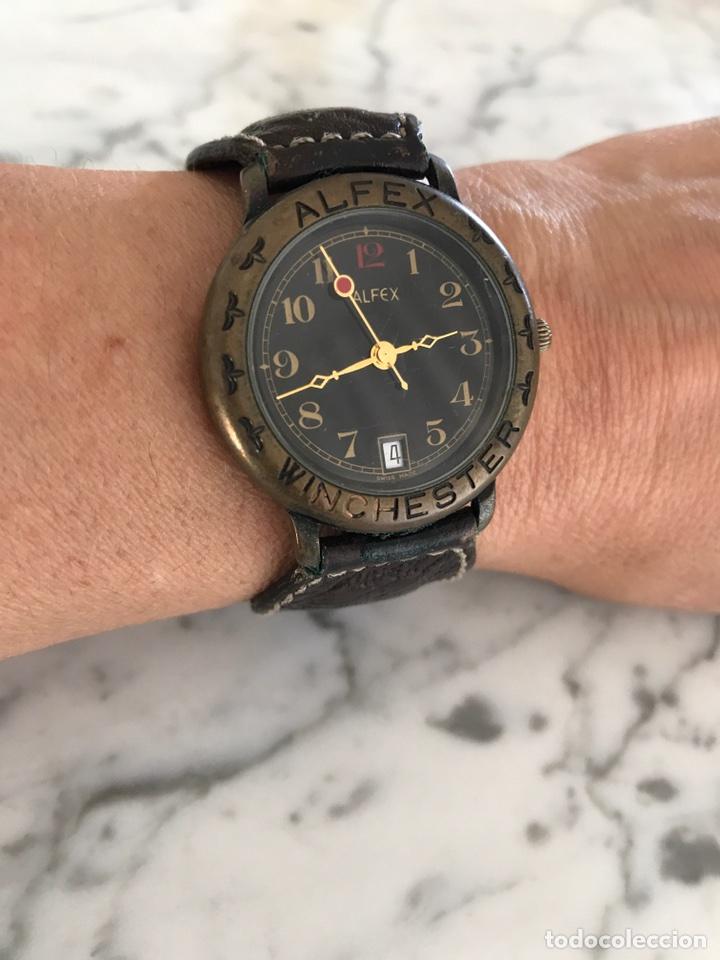 Relojes: Reloj alfex - años 80 - Foto 3 - 90346931