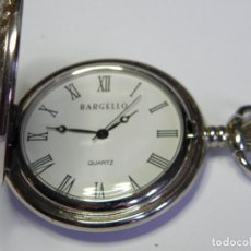 Relojes: RELOJ DE BOLSILLO BARGELLO - QUARTZ. Lote 90824205