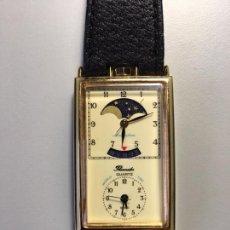 Relojes: ANTIGUO RELOJ DE PULSERA DE CABALLERO- THERMIDOR MOONPHASE- AÑOS 80-90- PERFECTO. Lote 90908243