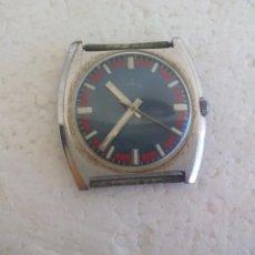 Relojes: INDUS. RELOJ DE PULSERA. PARA ARREGLAR O PARA PIEZAS. Lote 91381255