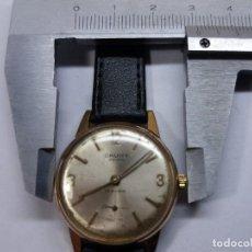 Relojes: RELOJ CAUNY PRIMA VINTAGE, CUERDA MANUAL.. Lote 91437280