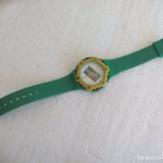 Relojes: RELOJ DE PULSERA, PUBLICIDAD DE WHISKY PASSPORT.. Lote 91952915
