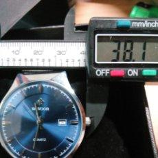 Relojes: RELOJ WWOOR EXTRAPLANO Y FECHA QUARZT. Lote 92073972