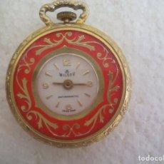 Relojes: RELOJ DE BOLSILLO WILSON MADE IN SWISS. NO FUNCIONA. WATCH. . Lote 92095675
