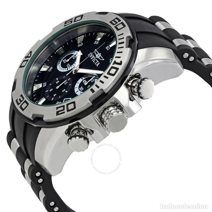 Relojes: Invicta Pro Diver Scuba Cuarzo Cronógrafo Fecha 50m/m - Foto 5 - 92098420