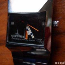 Relojes: RELOJ AUTOMATICO DE DISEÑO SPACEMAN AUDACIEUSE FUNCIONANDO. Lote 92205375