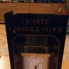 Relojes: RELOJ CUARZO SOBREMESA. Lote 92325350