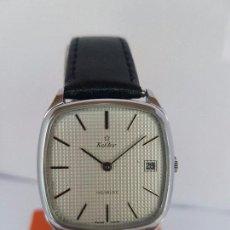 Relojes: RELOJ CABALLERO (VINTAGE) KALTER DE CUERDA MANUAL EN ACERO CON 17 RUBÍS, CALENDARIO A LAS TRES.. Lote 92419545