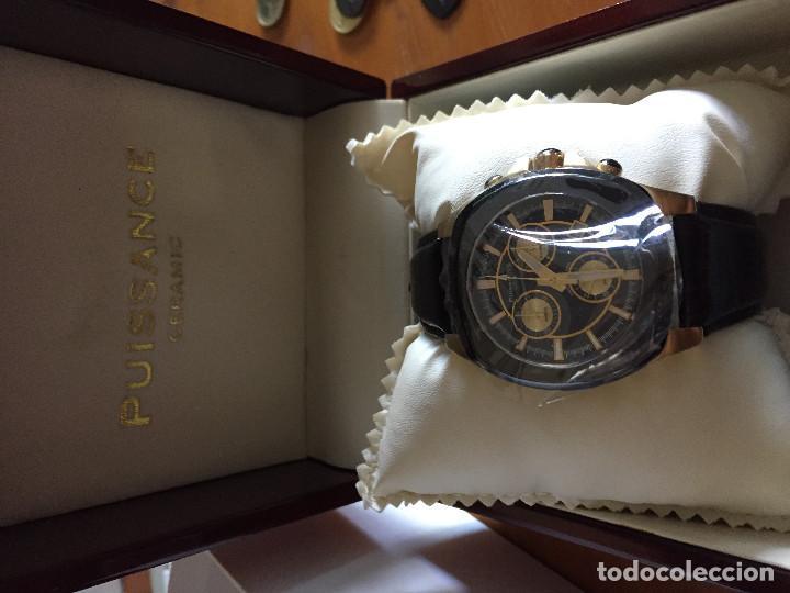 Ceramic Venta Puissance 94582683 Reloj Chrono Vendido En Directa v80wnNymOP