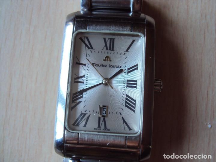MAURICE LACROIX CRISTAL ZAFIRO (Relojes - Relojes Actuales - Otros)