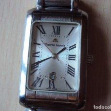 Relojes: MAURICE LACROIX CRISTAL ZAFIRO. Lote 94936647
