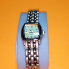 Relojes: RELOJ DE PULSERA DE SEÑORA. PILA AGOSTO 2.018. ELEGANTE. FUNCIONANDO. DESCRIP. Y FOTOS.. Lote 95332387