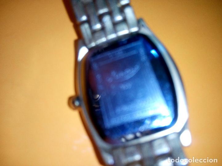 Relojes: RELOJ DE PULSERA DE SEÑORA. PILA AGOSTO 2.019. ELEGANTE. FUNCIONANDO. DESCRIP. Y FOTOS. - Foto 3 - 95332387