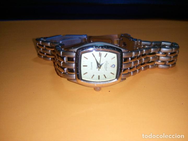 Relojes: RELOJ DE PULSERA DE SEÑORA. PILA AGOSTO 2.019. ELEGANTE. FUNCIONANDO. DESCRIP. Y FOTOS. - Foto 5 - 95332387