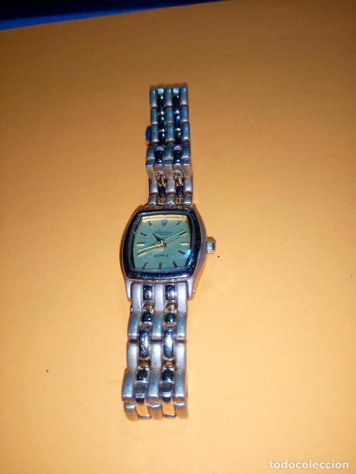 Relojes: RELOJ DE PULSERA DE SEÑORA. PILA AGOSTO 2.019. ELEGANTE. FUNCIONANDO. DESCRIP. Y FOTOS. - Foto 6 - 95332387