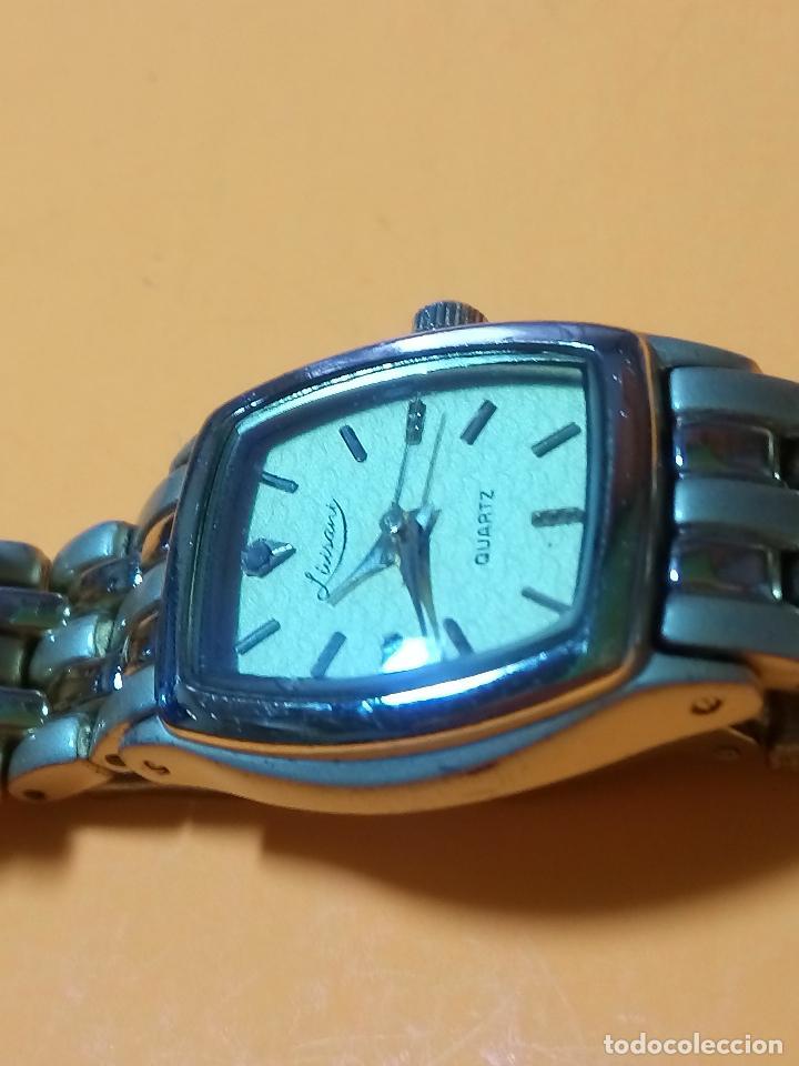 Relojes: RELOJ DE PULSERA DE SEÑORA. PILA AGOSTO 2.019. ELEGANTE. FUNCIONANDO. DESCRIP. Y FOTOS. - Foto 8 - 95332387