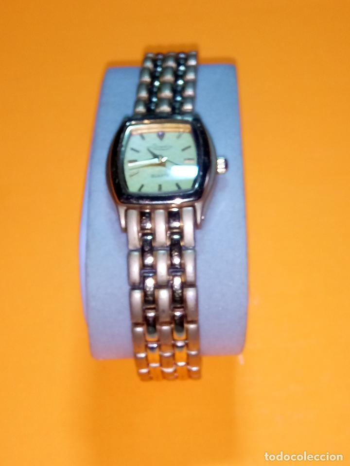 Relojes: RELOJ DE PULSERA DE SEÑORA. PILA AGOSTO 2.019. ELEGANTE. FUNCIONANDO. DESCRIP. Y FOTOS. - Foto 10 - 95332387