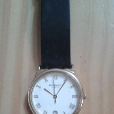 Relojes: ELEGANTE RELOJ DE CABALLERO DE PULSERA SUIZO RAYMOND WEIL GINEBRA .AÑOS 80 90.. Lote 95701267