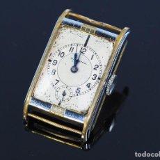 Relojes: RELOJ DE PULSERA ART DECO HISPANIA HOMBRE. Lote 97062519