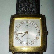 Relojes: RELOJ DE PULSERA DE CUARZO JUNGHANS WORKING. Lote 97410011