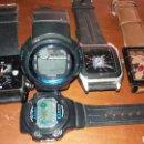 Relojes: LOTE DE 5 RELOJES DE CABALLERO DIGITALES Y ANALÓGICOS. Lote 97427518