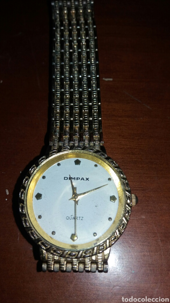 RELOJ DIMPAX QUARTZ DE SEÑORA (Relojes - Relojes Actuales - Otros)