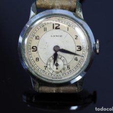 Relojes: RELOJ SUIZO ART DECO LANCO - HOMBRE. Lote 97857619