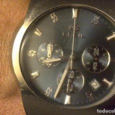 Relojes: RELOJ ACERO BREIL CRONO 10ATM. Lote 98079816