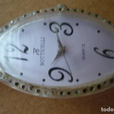 Relojes: RELOJ MARCA BOTTICELLI. Lote 98122543