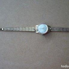 Relojes: RELOJ MARCA VALORUS PLAQUE DE ORO DE 10 MICROGRAMS. Lote 98123579