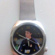 Relojes: RELOJ REAL MADRID FOTO RAÚL. Lote 98571807