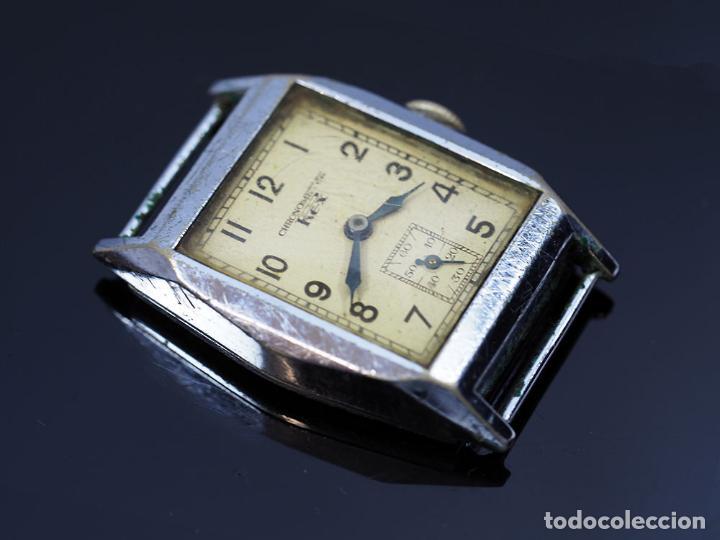 Cronómetro Art Hombre De Rex Deco Reloj IeDH9WE2Y