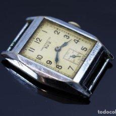 Relojes: CRONÓMETRO ART DECO REX RELOJ DE HOMBRE. Lote 98619303
