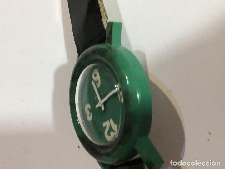 Relojes: Reloj mujer carga manual verde - Foto 5 - 186442972
