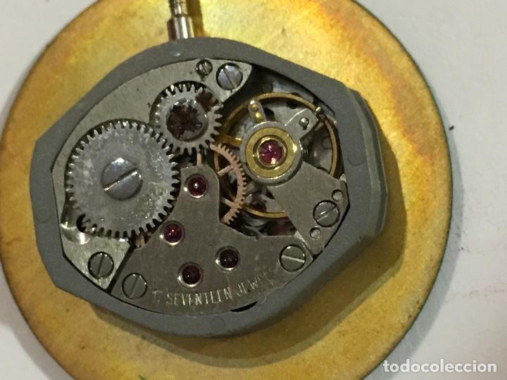 Relojes: Reloj mujer carga manual verde - Foto 6 - 186442972