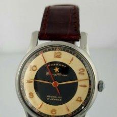 Relojes: CUERVO Y SOBRINOS VINTAGE AÑOS 50. Lote 98660367