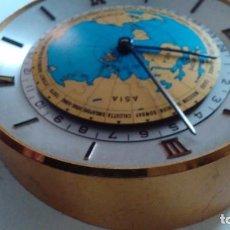 Relojes: RELOJ DE CUERDA DE HORA UNIVERSAL IMHOF SWISS. 15 JEWELS. CON NUMERACIÓN.. Lote 102698230