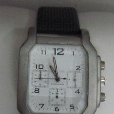 Relojes: RELOJ CRONÓGRAFO DE CUARZO. Lote 100230867