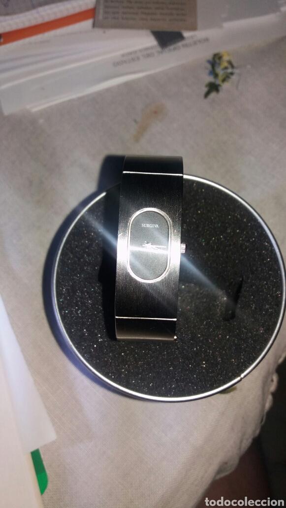 Relojes: BONITO RELOJ PULSERA DE SEÑORA( ACERO ) - Foto 6 - 100248480