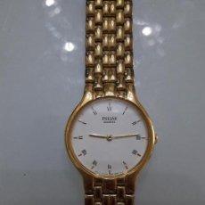 Relojes: PRECIOSO RELOJ SEÑORA PULSAR BAÑO DE ORO MODELO V810-0420 VER FOTOS BUEN ESTADO. Lote 100259283