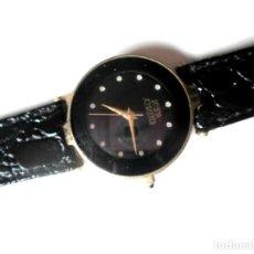 Relojes: RELOJ MUJER REGINA SCHRECKER - CUARZO - AÑOS 80 - FUNCIONANDO. Lote 100281343
