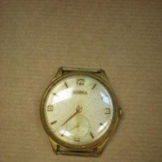 Relojes: RELOJ PULSERA CABALLERO MARCA DOGMA 3,5X4,5CM. Lote 100291855