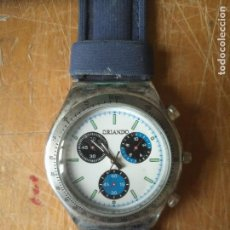 Relojes: RELOJ - DESCONOZCO TEMA - MARCA ORIANDO . Lote 100292751