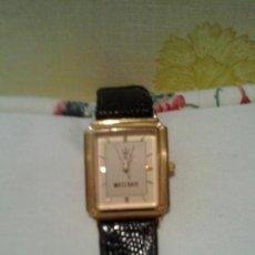 Relojes: RELOJ MASERATI OFICIAL MUJER.1984.EN FUNCIONAMIENTO. Lote 100716635