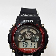 Relojes: RELOJ DIGITAL EWATCH E-353.. Lote 100947795