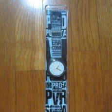 Relojes: RELOJ CONMEMORATIVO EL PAÍS. Lote 101146807